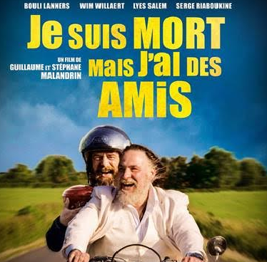 Gagnez 10×2 places pour le film «Je suis mort mais j'ai des amis» de Guillaume et Stéphane Malandrin