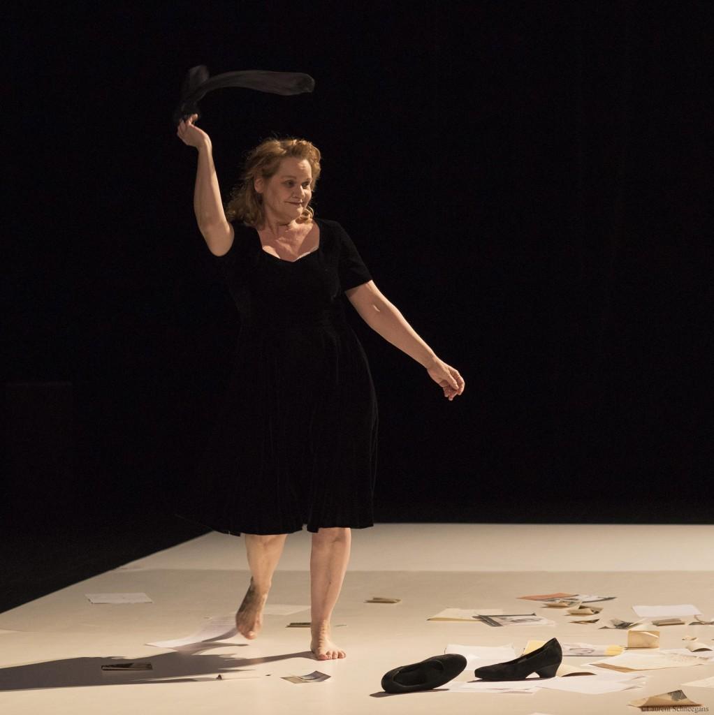 [Avignon Off] Avec «La Mate», Flore Lefebvre des Noëttes nous plonge dans l'évocation nostalgique de son enfance