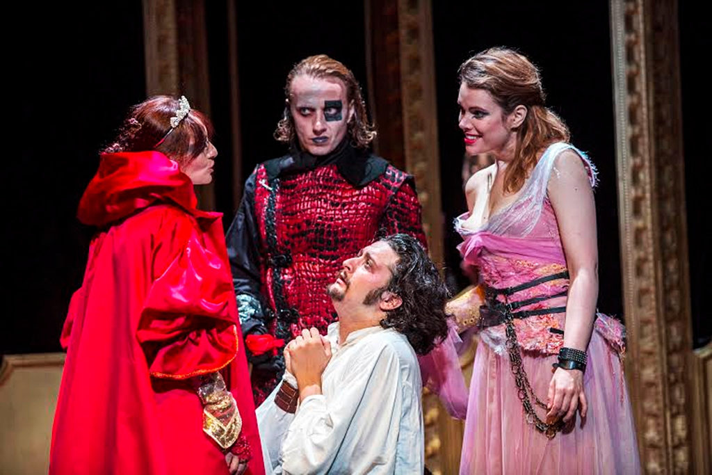 [Avignon Off] « Le Prince travesti », brillants rêves noirs