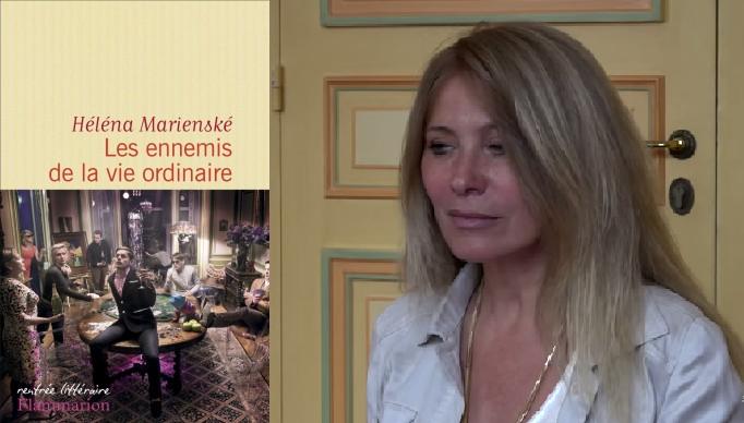 «Les ennemis de la vie ordinaire», Héléna Marienské réunit tous les types d'addicts