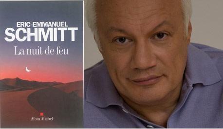 «La nuit de feu» : Eric-Emmanuel Schmitt rencontre la foi dans le désert