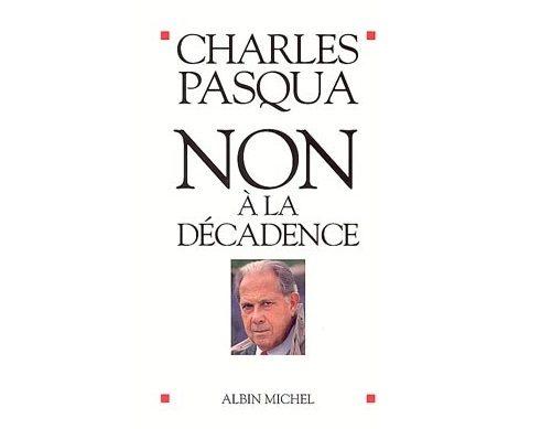 Pourquoi l'on parle finalement peu de Charles Pasqua…