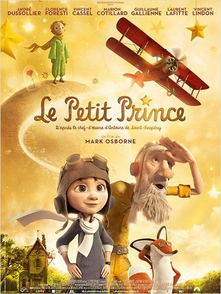 Le Petit Prince au prisme de l'adaptation cinématographique