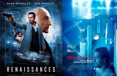 [Critique] « Renaissances » Ryan Reynolds excellent dans un film de science-fiction timoré de Tarsem Singh