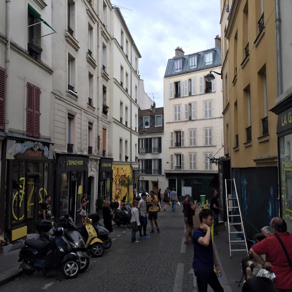 «Rue de la Flandre» : du 5 au 11 juillet, une rue de Montmartre se transforme en vitrine des la Flandre