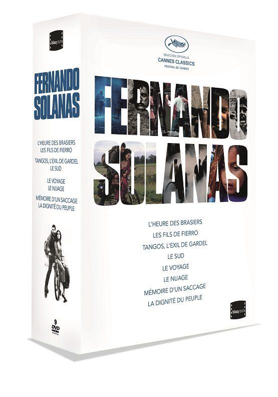 [Coffret Dvd] Documentaires et fiction de l'argentin Fernando Solanas : une oeuvre engagée