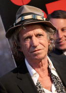 Un nouvel album solo pour Keith Richards