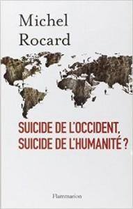 suicide de l'occident