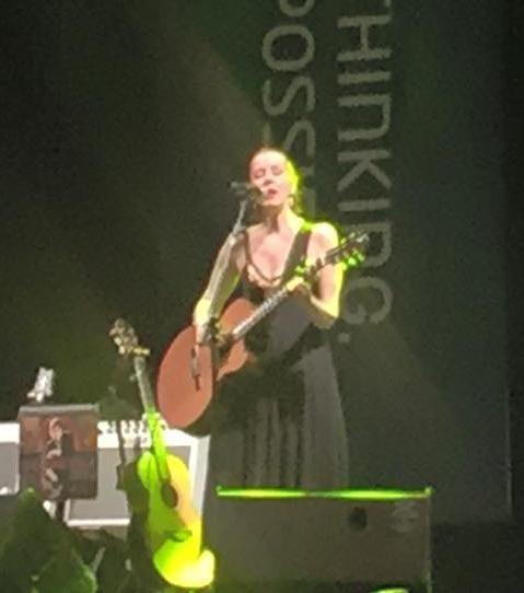 [Live-Report] Suzanne Vega au Festival Mad Gardens de Madrid