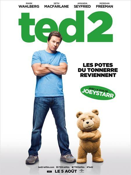 [Critique] «Ted 2 » de Seth Mc Farlane, une comédie rythmée et efficace