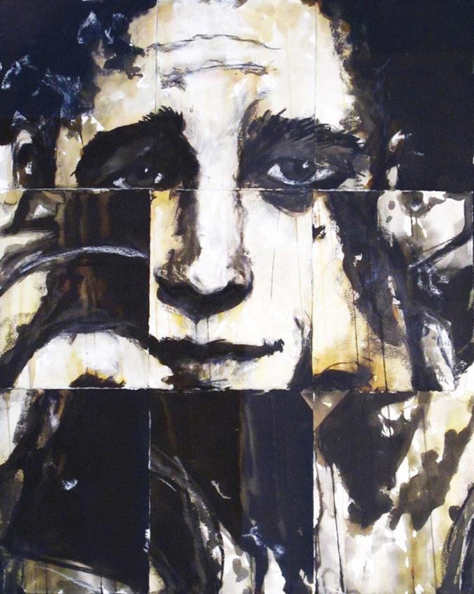 Marie Obegi, portraitiste de l'identité fragile