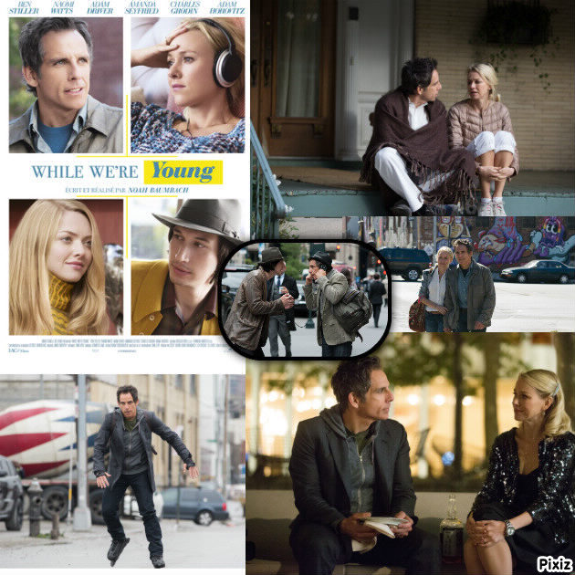 [Critique] « While we're young » : Ben Stiller et Naomi Watts en pleine crise de la quarantaine