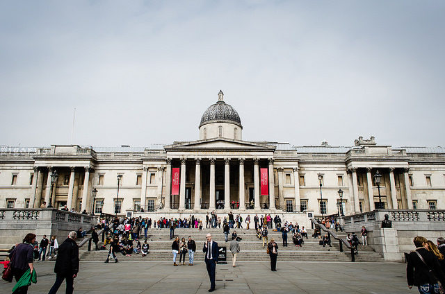 Les employés de la National Gallery de nouveau en grève