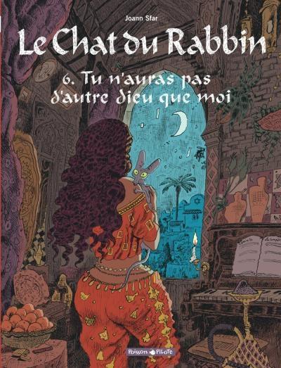 «Le chat du rabbin» de retour dans un 6ème tome