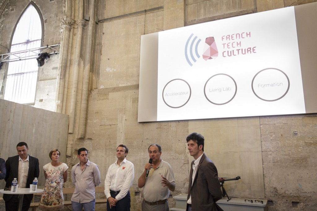 Avignon : La part culturelle de la French Tech