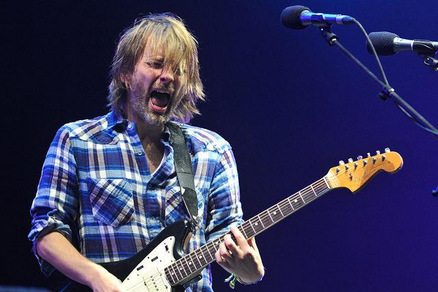 Le chanteur de Radiohead, compositeur pour Broadway