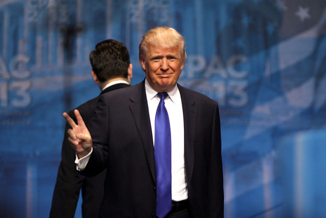 Donald Trump 2016: campagne politique ou téléréalité?