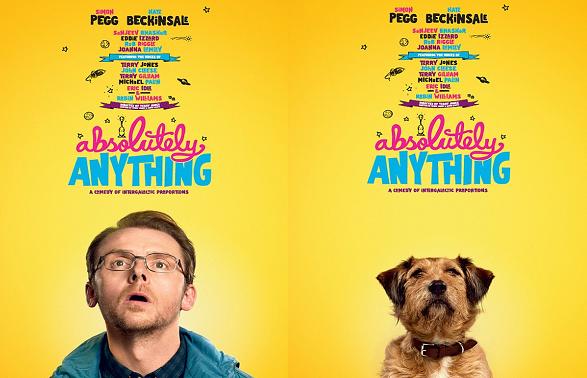 [Critique] « Absolutely Anything » rencontre sans étincelles entre les Monty Python et Simon Pegg