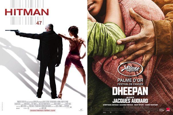 Box-Office France : 210000 entrées pour Dheepan de Jacques Audiard derrière Hitman Agent 47