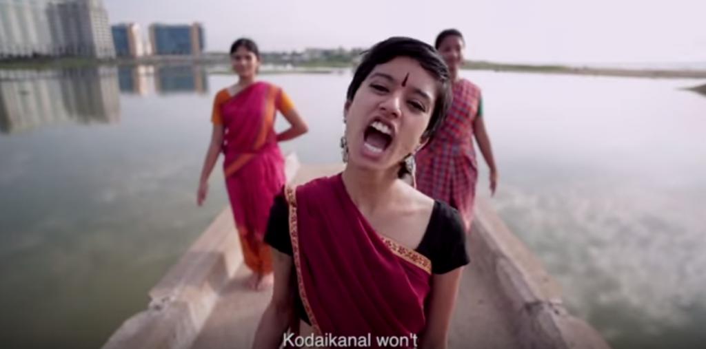 Sofia Ashraf reprend «Anaconda» de Nicki Minaj pour dénoncer Unilever
