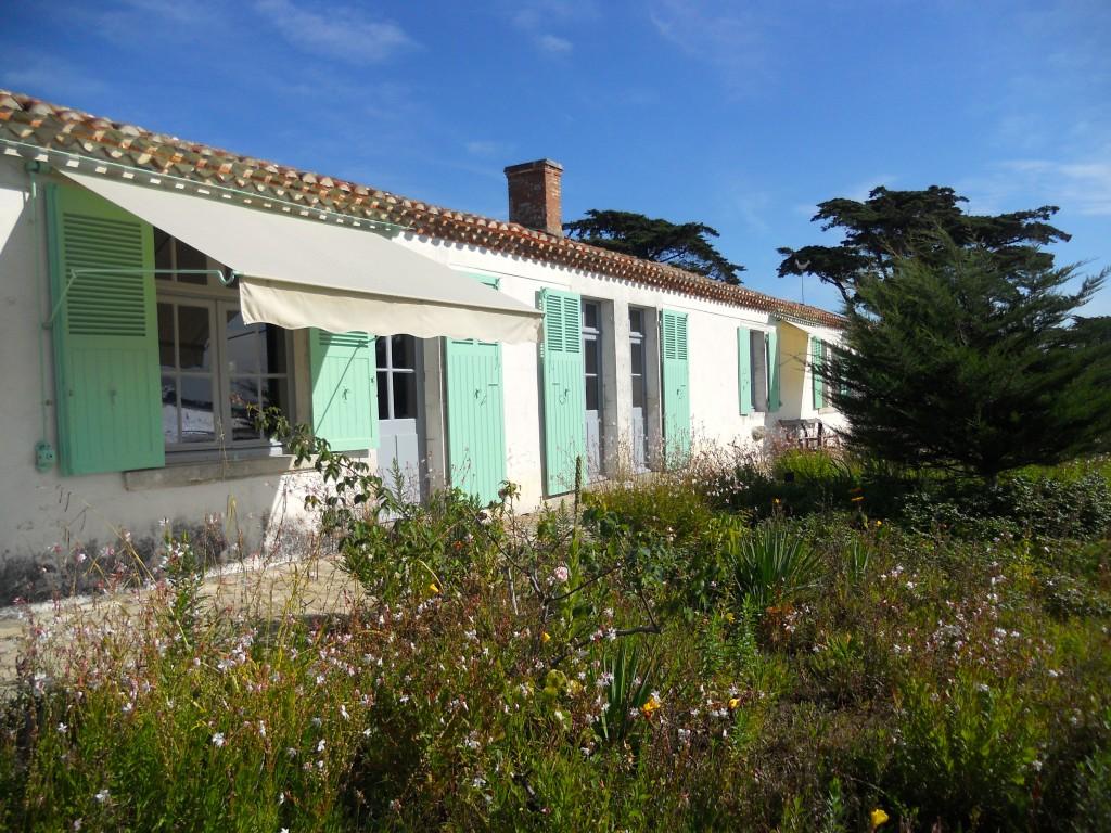 La Maison et les jardins de Georges Clemenceau à Saint-Vincent-sur-Jard