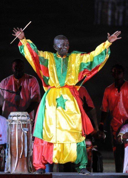 Décès du percussionniste sénégalais Doudou N'diaye Rose
