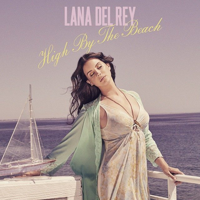 «High by the beach», nouveau single de Lana Del Rey
