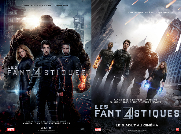 [Critique] « Les 4 fantastiques » de Josh Trank (reboot 2015) : pas de naufrage mais un ennui profond !