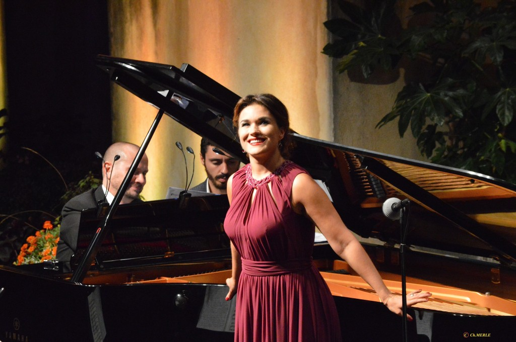 [Live Report] Olga Peretyatko à Menton : une étoile dans la nuit