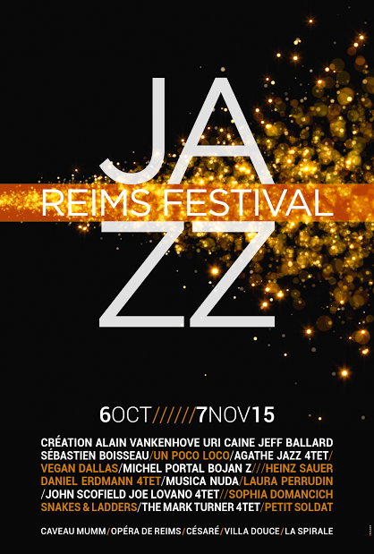 Reims Jazz Festival 2015