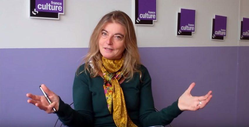 Sandrine Treiner, nouvelle directrice de France Culture