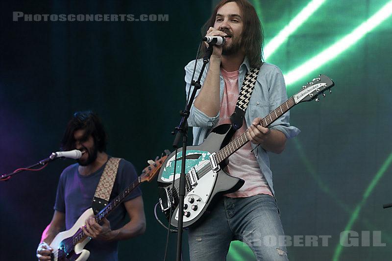 [Live report] Hot Chip, Tame Impala, Alt-J & The Chemical Brothers à Rock en Seine