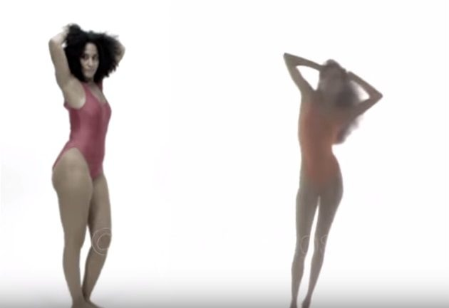 La fille de Diana Ross rejoue «Work That Body»