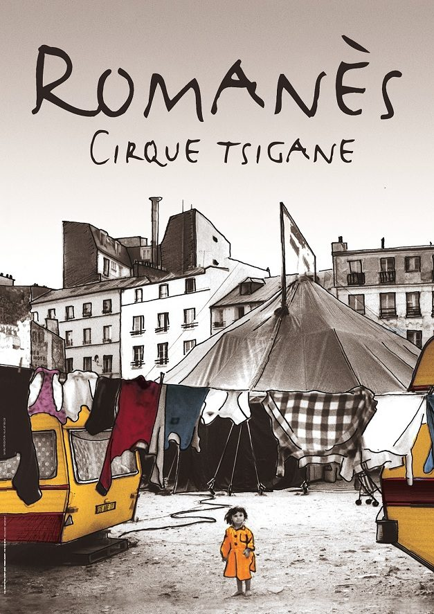 Le cirque Romanès revient à Paris !