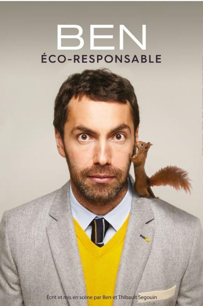 «Eco-responsable» de Ben au Café de la Gare