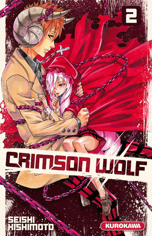 Crimson Wolf tome 2 : sœurs ennemies