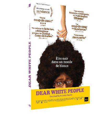 [Sortie dvd] «Dear White People» de Justin Simien, un film de campus percutant les racismes de l'Amérique d'Obama