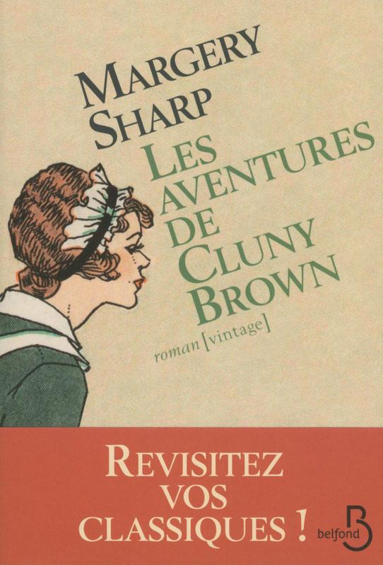 «Les aventures de Cluny Brown» : une comédie so british chez Belfond Vintage