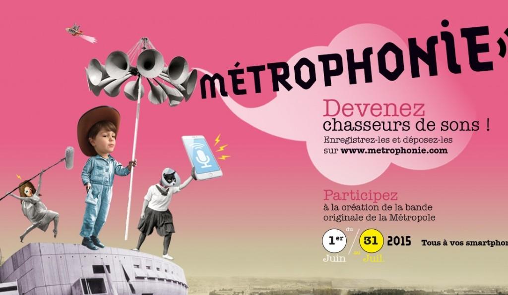La Métropole de Lyon créé «Métrophonie», sa bande son originale