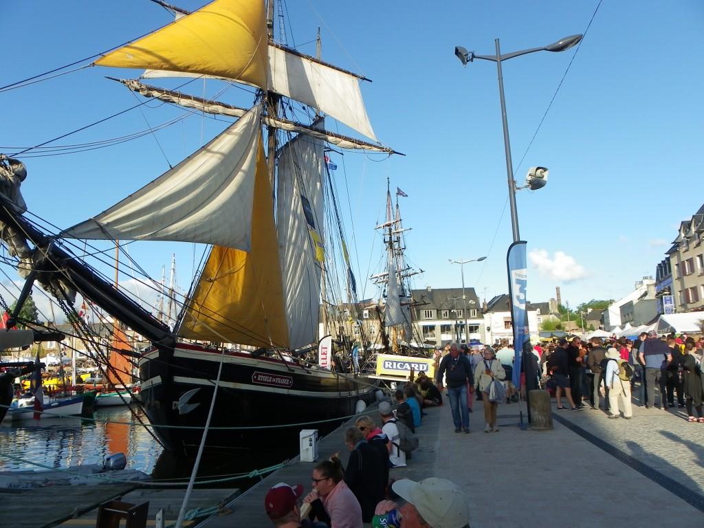 [Live Report] Festival des chants de marins, musiques des mers du monde dans le port de Paimpol