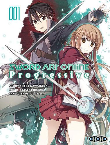 «Sword Art Online Progressive» tome 1 : étage par étage