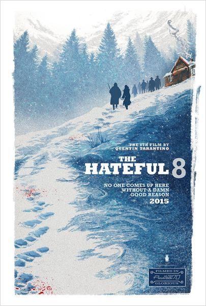 «The Hateful Eight» : La bande annonce du prochain Tarantino dévoilée
