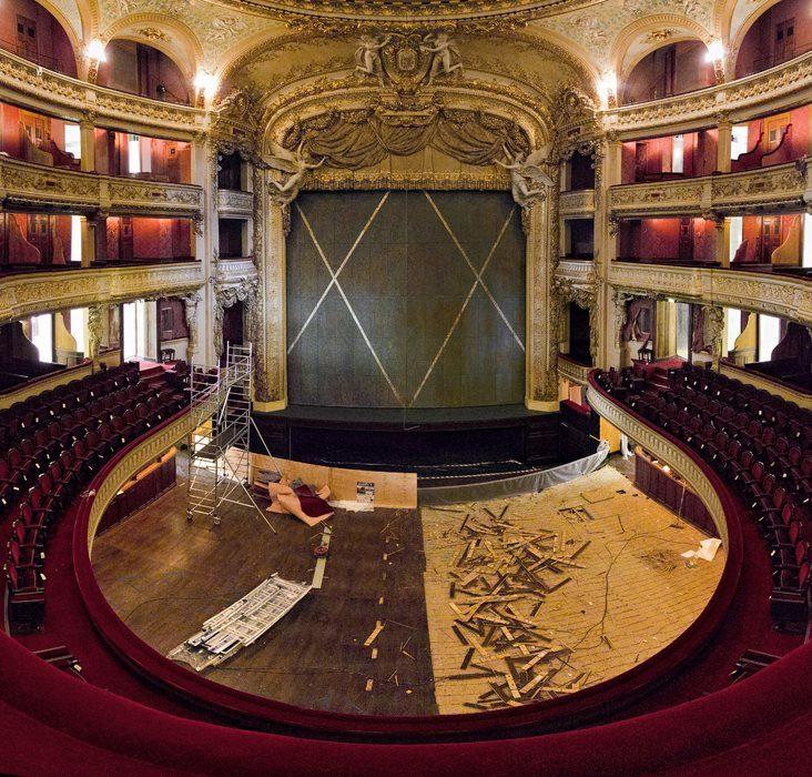 Opéra Comique : une salle fermée pour une programmation ouverte
