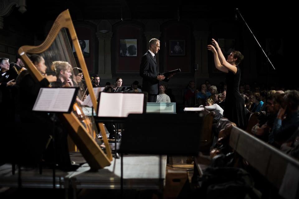 [Live Report] L'Ensemble Epsilon au Grand Temple de Lyon