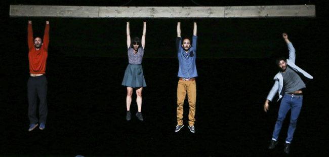 « Celui qui Tombe » : l'élégance en équilibre de Yoann Bourgeois