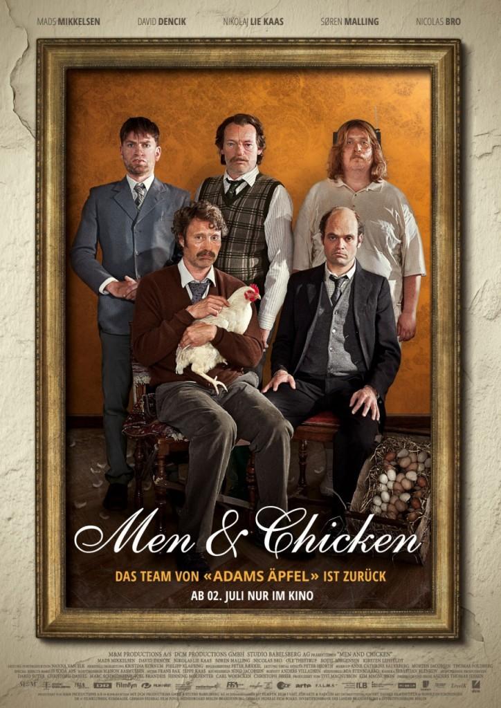 [L'Étrange Festival] « Men and Chicken » : la Ferme des Animaux