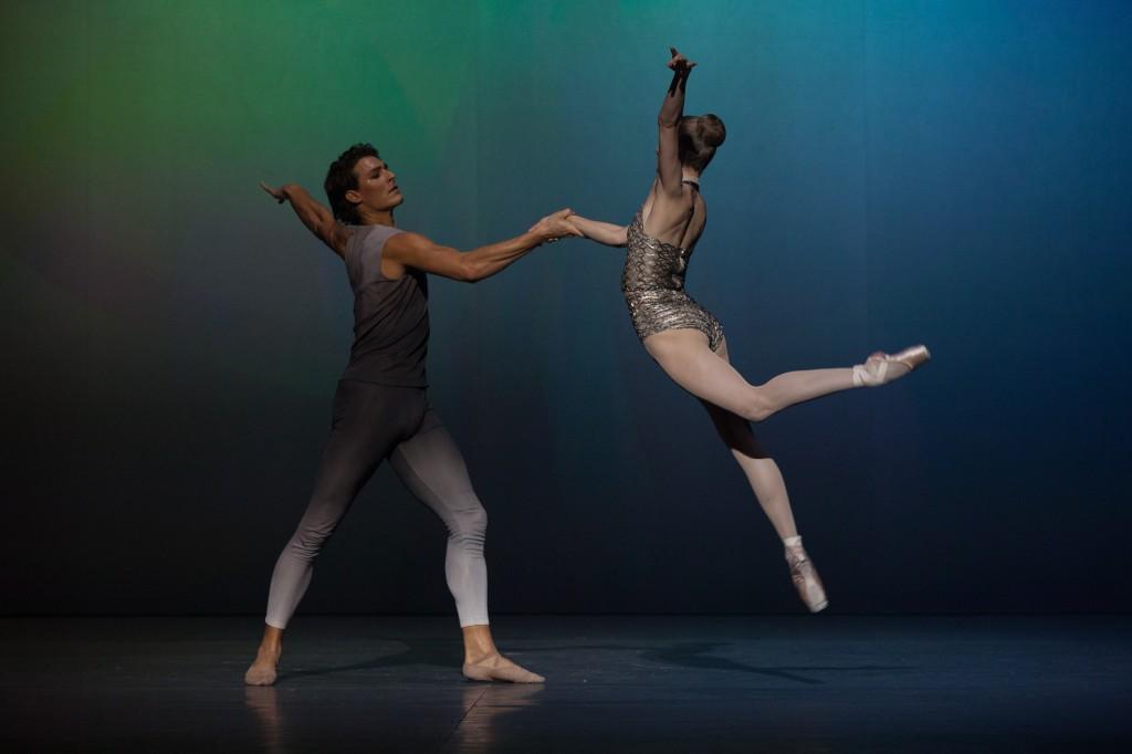 «Balanchine / Millepied / Robbins» à Garnier : un vent d'Amérique