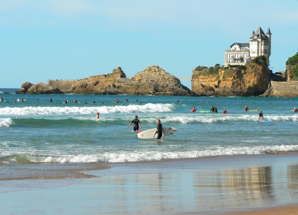 Tourisme d' auteur : Week-end au Pays basque, guidé par Roland Barthes