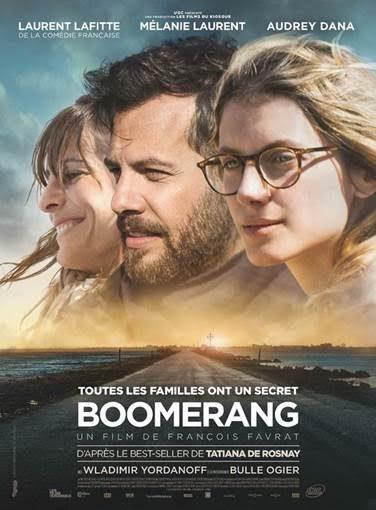 Gagnez 10×2 places pour « Boomerang » de François Favrat