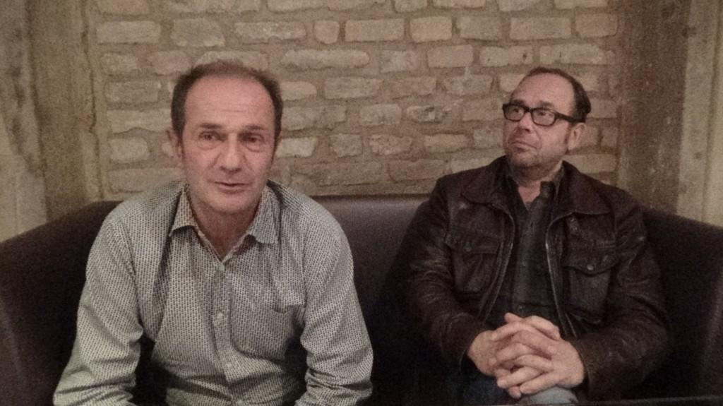 [Interview] Gilles Legrand et Olivier Gourmet, «L'odeur de la mandarine»